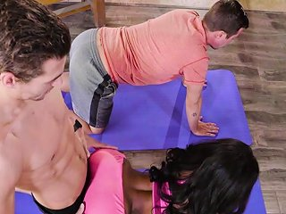 Sarah Banks In Yoga Freaks Episode Eight Porn Videos