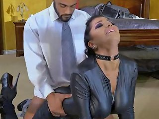 Romi Rain In Latex Outfit Double Stuffed And Messy Facial Porn Videos