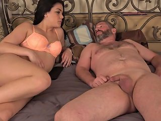 Kimber Woods Fucks In Front Of Her Cuckold Porn Videos