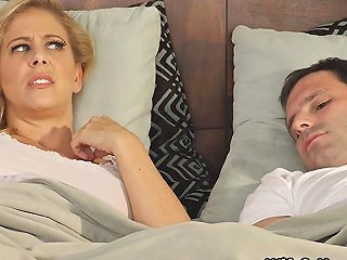 Hubby Watches Wife Fucking A Big Black Cock