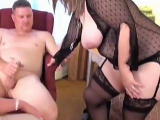 Guy Fucks A Blonde As His Wife Watches Porn 6e Xhamster