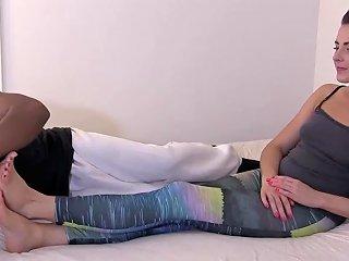 Helena's Feet Cause An Eruption Free Hd Porn 96 Xhamster
