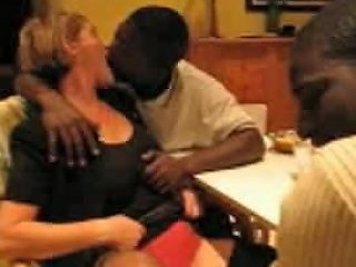 Mature Wife With Two Black After Dinner Porn B7 Xhamster