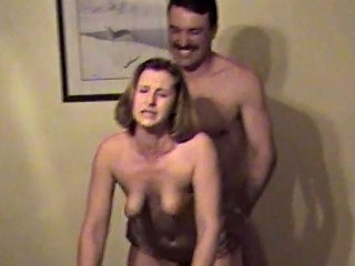 Guy Jizzing In My Wife's Pussy Doggystyle Free Porn D3