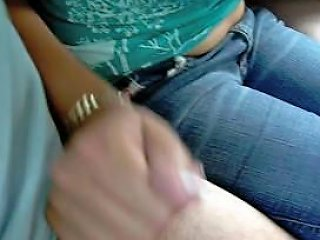 My Wife Jerking Me And My Mate In Car Porn 7e Xhamster